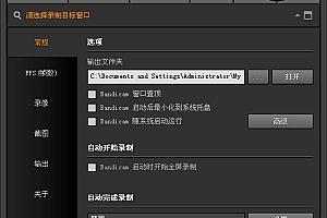 视频录制软件 Bandicam最新完美破解版 v5.1.0(持续更新)