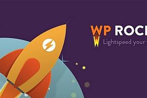 WP Rocket v3.8.1最新破解汉化版 火箭缓存加速插件 (全网首发)